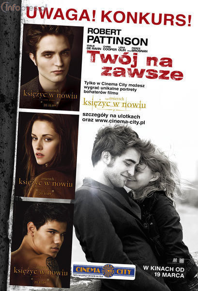 "<font color=red> ""Twój na zawsze"" w Cinema City</font>"