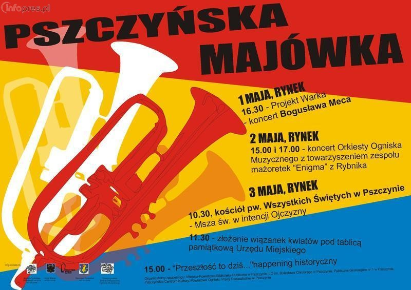 Bogusław Mec na Pszczyńskiej Majówce