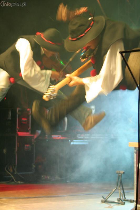Zaufaj instynktowi, zmierz się z Turniokami w warunkach koncertowych 08.01.2011r w Bugsy's Jazz Club