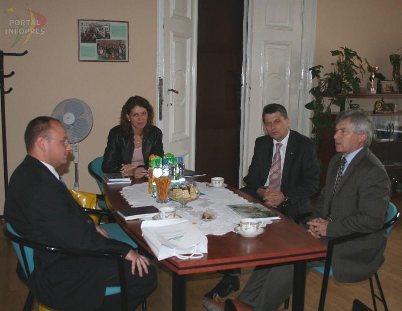 Wizyta wicemarszałka Greli