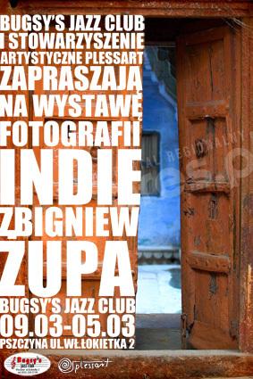 INDIE: wernisaż Zbigniewa Żupy