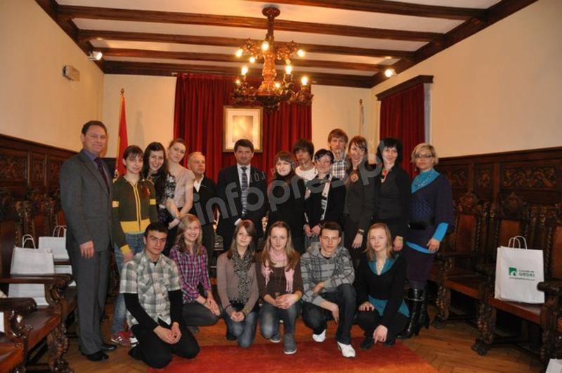 III LO z Comeniusem w Hiszpanii