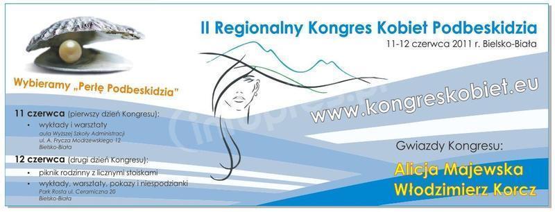 II Regionalny Kongres Kobiet Podbeskidzia