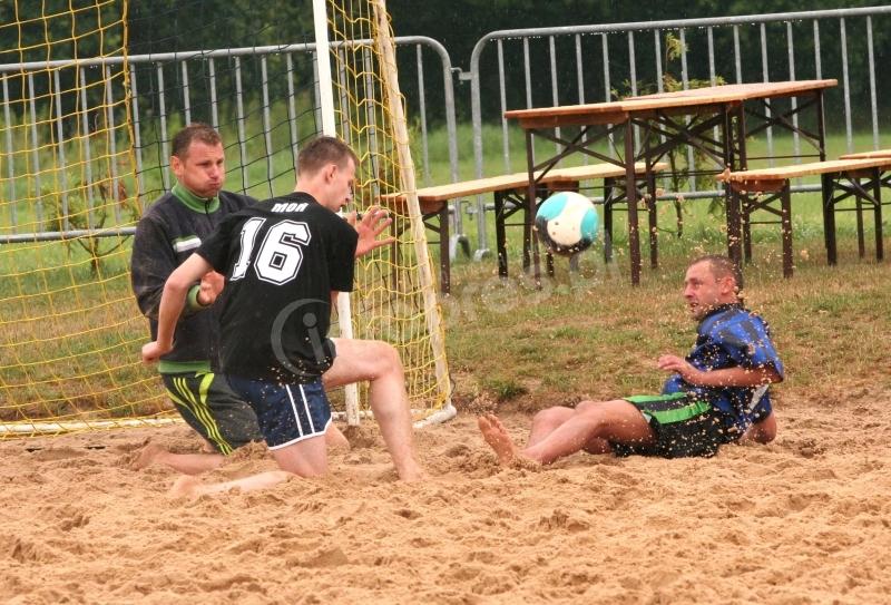 Są jeszcze miejsca w VI Turnieju Piłki Nożnej Plażowej o Puchar Wydawcy Gazety Pszczyńskiej