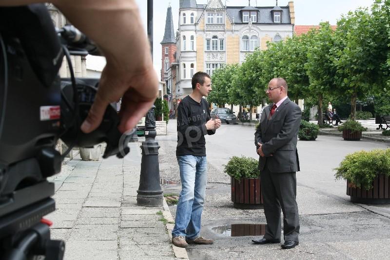 Pszczyna w Telewizji Katowice