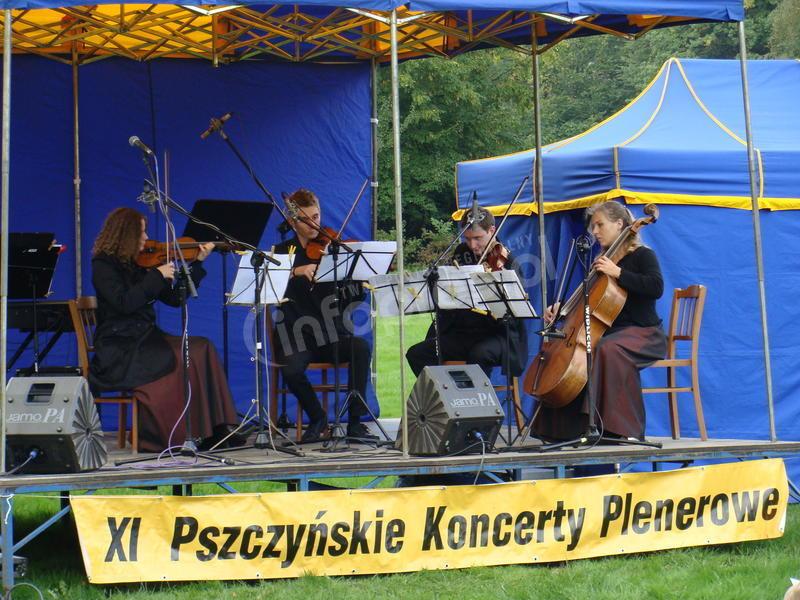 XII Pszczyńskie Koncerty Plenerowe