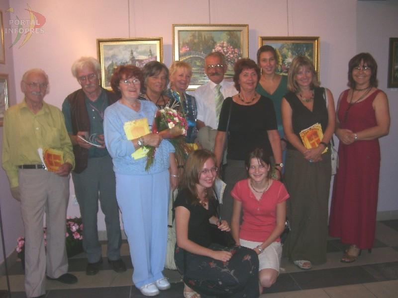 Zobacz obrazy namalowane podczas VI Pleneru Artystycznego