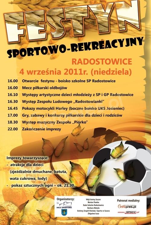 Festyn w Radostowicach
