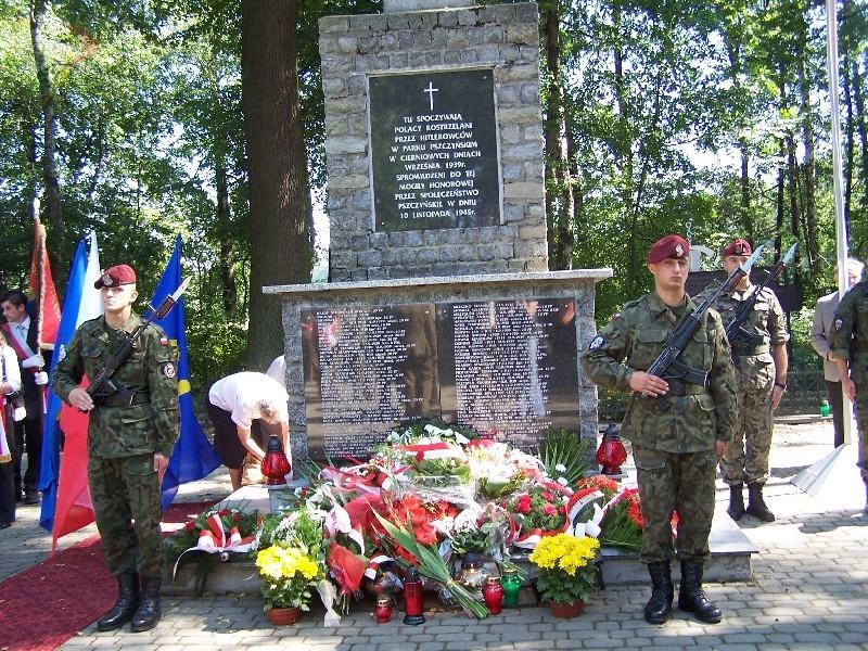 Obchody rocznicy wybuchu wojny i nadanie imienia