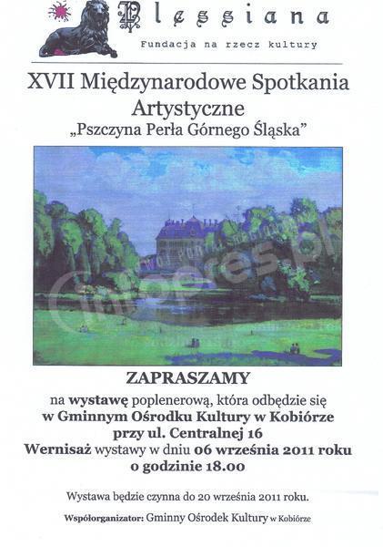 Perła Górnego Śląska – wernisaż wystawy