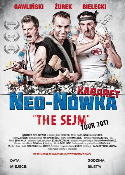 Kabaret Neo-Nówka w Pszczynie