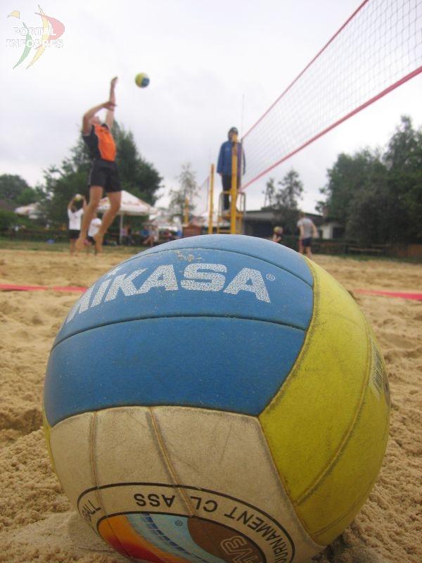 Siatkówka plażowa o Puchar Carbo Asecura