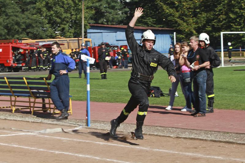 Zawody strażaków-ochotników