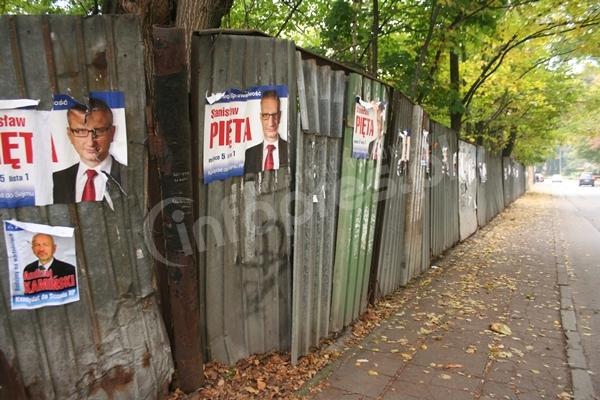 Powyborcze sprzątanie