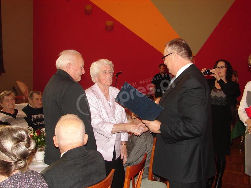 Jubileusze par małżeńskich w Pawłowicach
