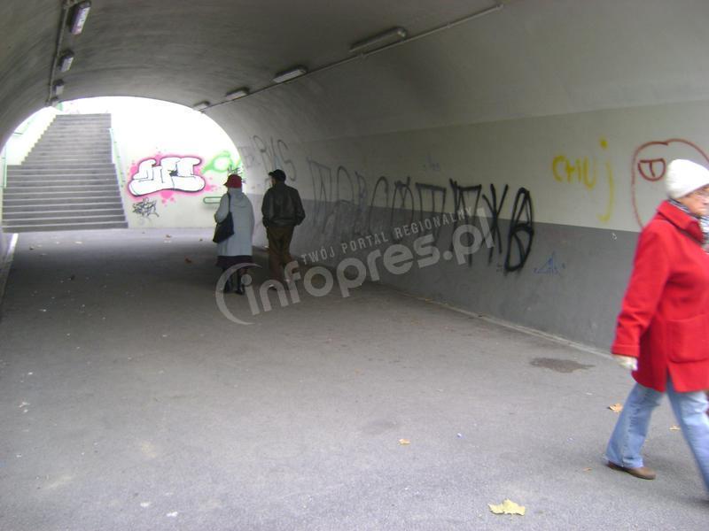 Niebezpiecznie w tunelu