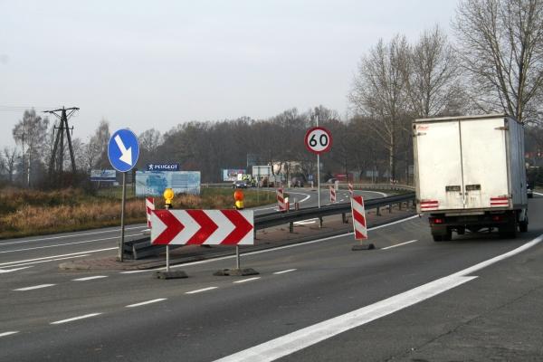 Uwaga kierowcy! Utrudnienia na DK1 w Goczałkowicach