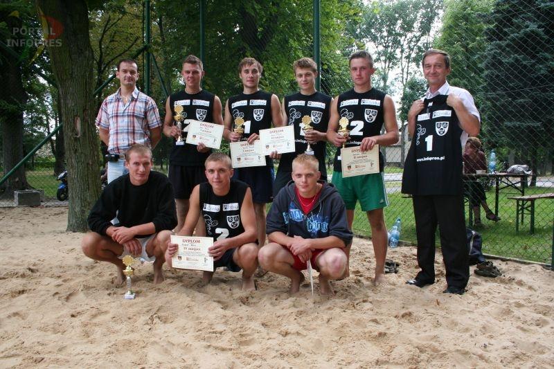 Grali o Puchar Wydawcy Gazety Pszczyńskiej