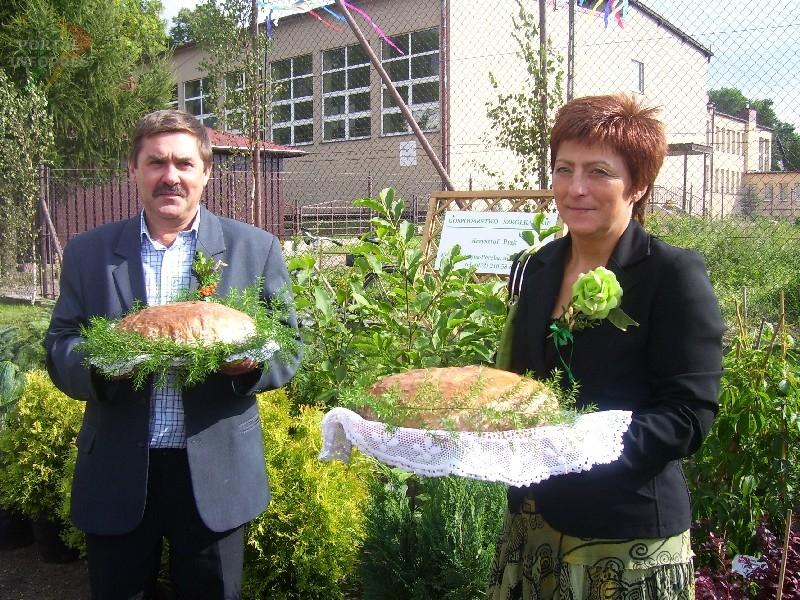 Rolnicy z gminy Pszczyna podziękowali za plony!