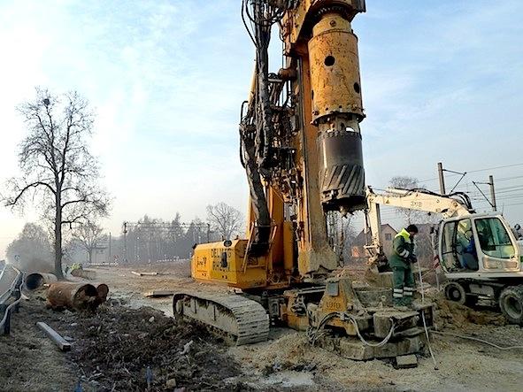 Śmierć na budowie obwodnicy
