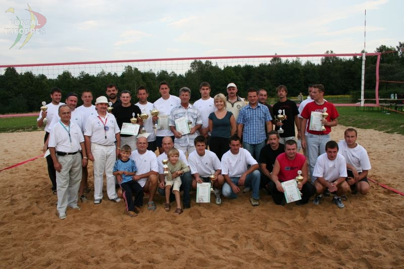 Turniej siatkówki o Puchar Carbo Asecura SA
