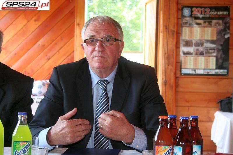 Antoni Piechniczek odwiedził Czaplę Kryry