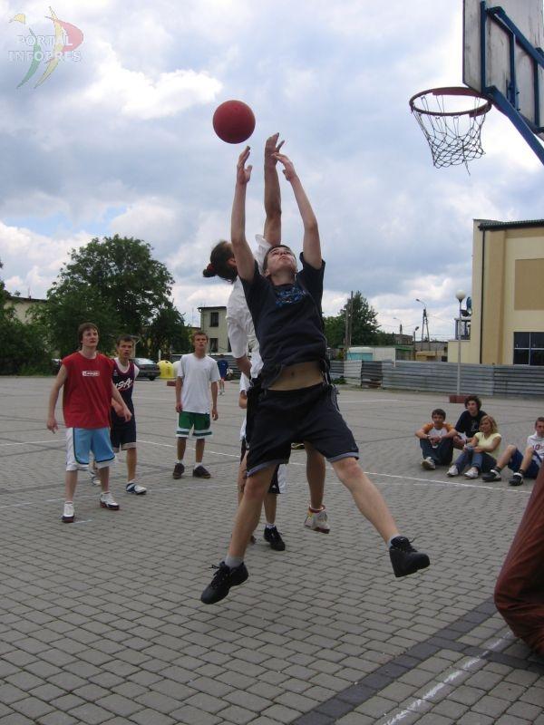 Koszykarskie święto na pszczyńskim Rynku