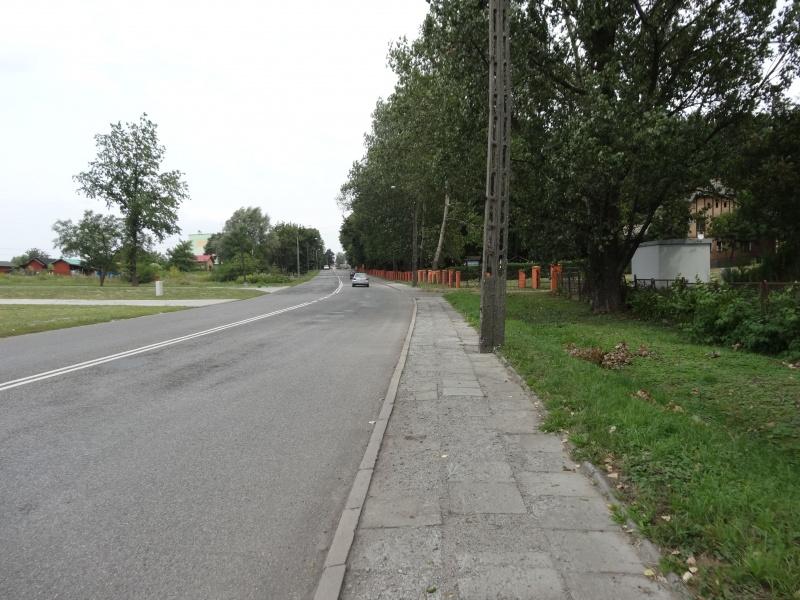 Rusza przebudowa chodnika przy ul. Zjednoczenia
