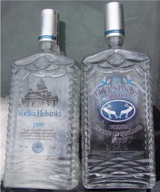 Uważaj na alkohol z niewiadomego źródła