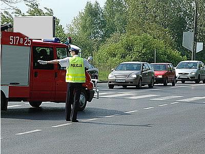 Karambol na DK1, dwie osoby ranne