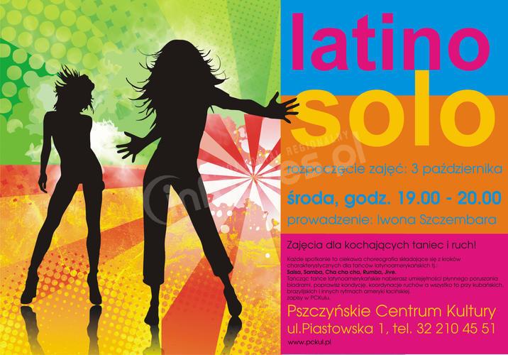 Zajęcia latino solo dla kobiet