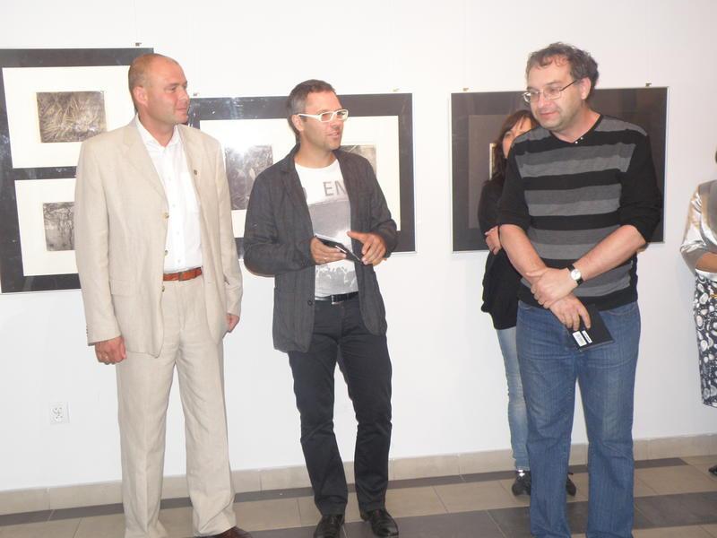 Wystawa ukraińskich fotografików w