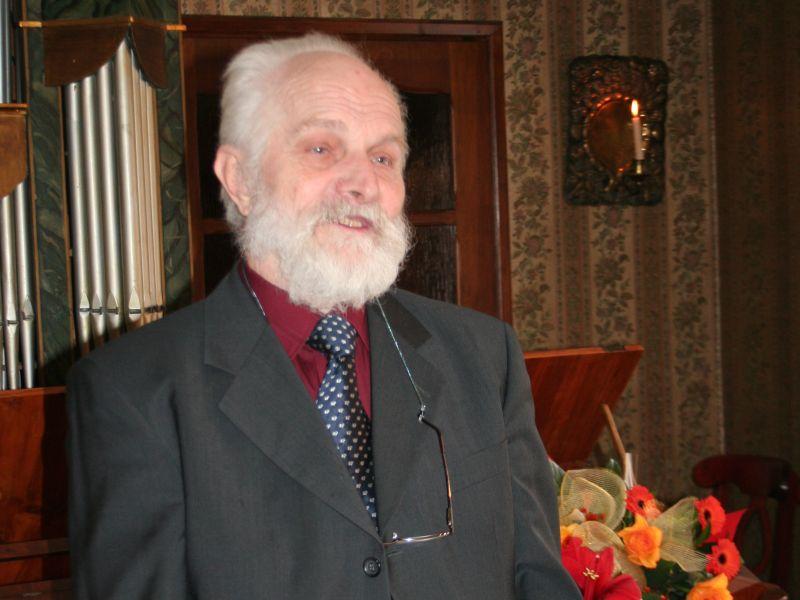 Aleksander Spyra uhonorowany za upowszechnianie kultury