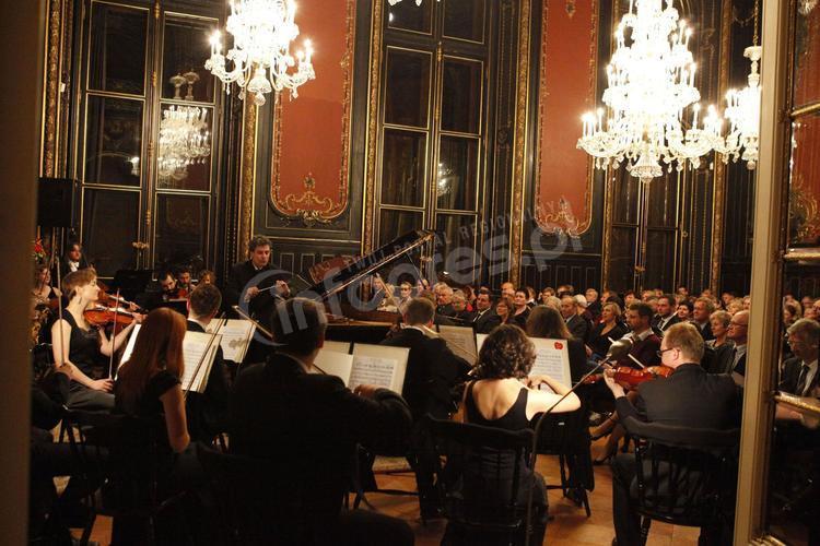 Wieczory u Telemanna - pierwszy koncert