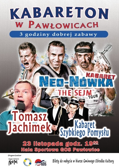 Kabareton w Pawłowicach