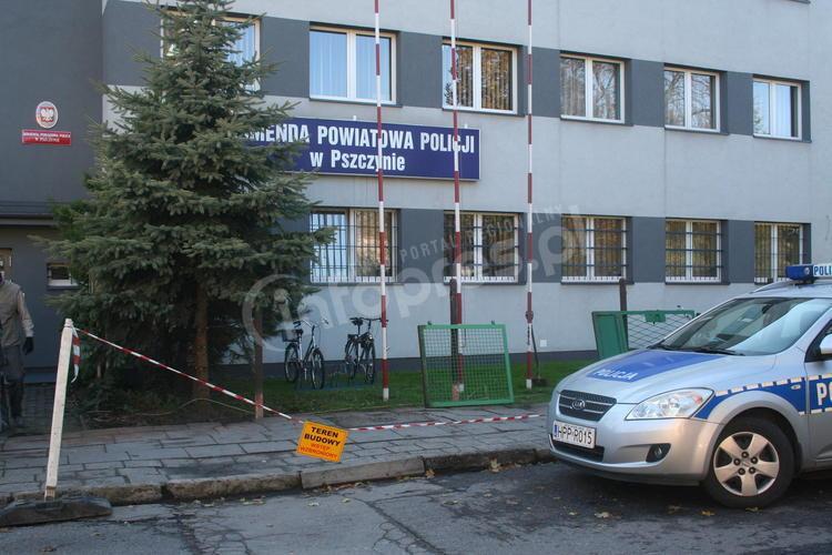 Policja w remoncie