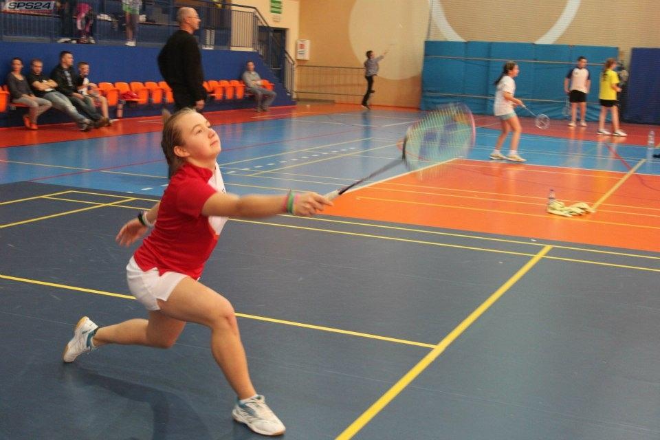 III Mikołajkowy Turniej Badmintona