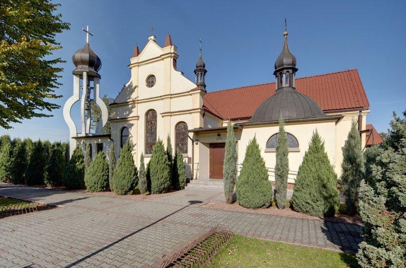 Chciał okraść studzienicki kościół