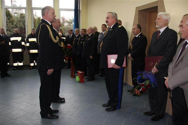 Nowy komendant w pszczyńskiej straży pożarnej