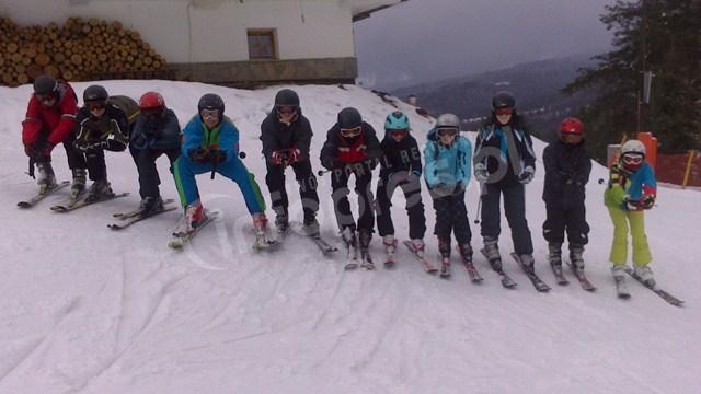 Warsztaty narciarskie w III LO i PG 2