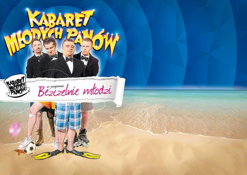 Kabaret Młodych Panów w PCKul-u