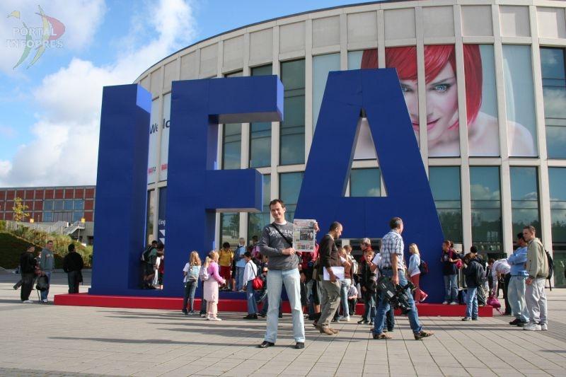 Nowości IFA 2006