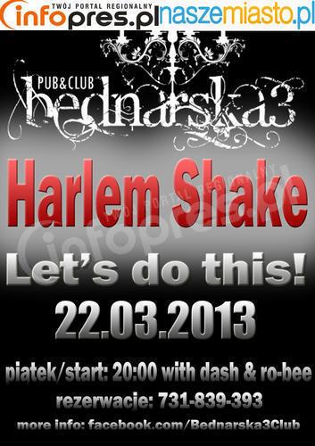 Czas na Harlem Shake