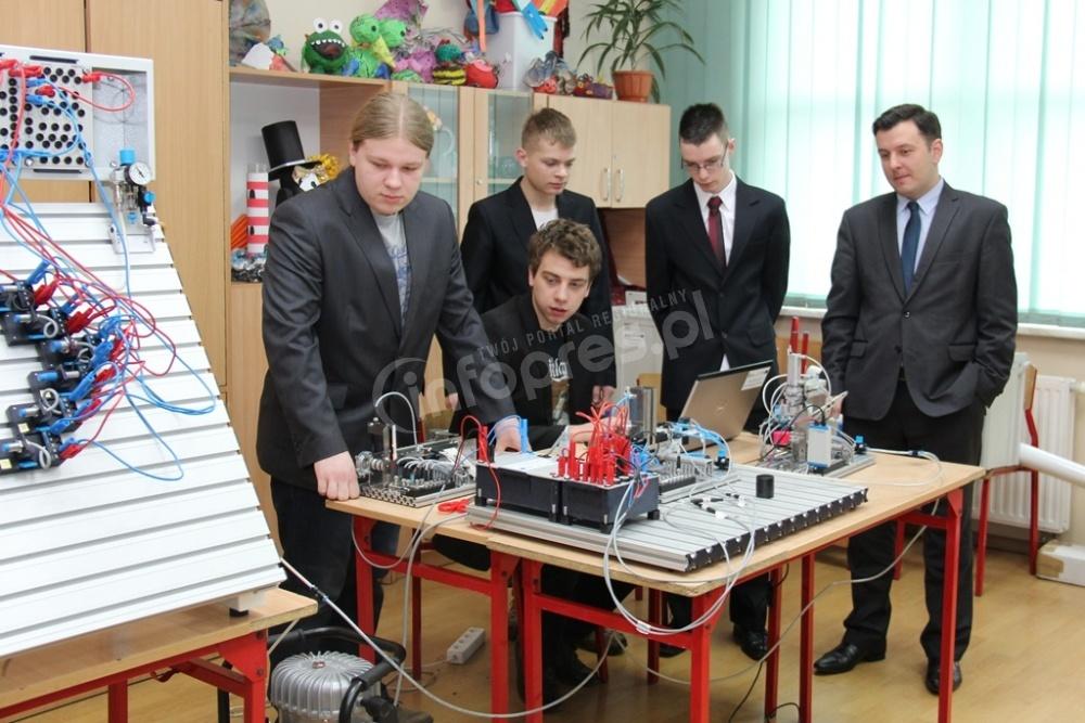 Szkoły zaprezentowały się w Goczałkowicach