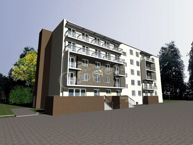 Mieszkania w hotelu Elwo