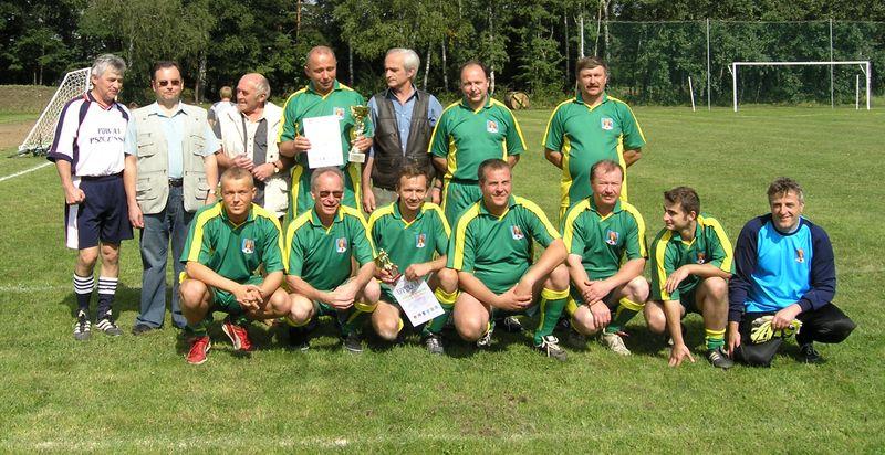 Samorządowe mistrzostwo dla piłkarzy z Kobióra