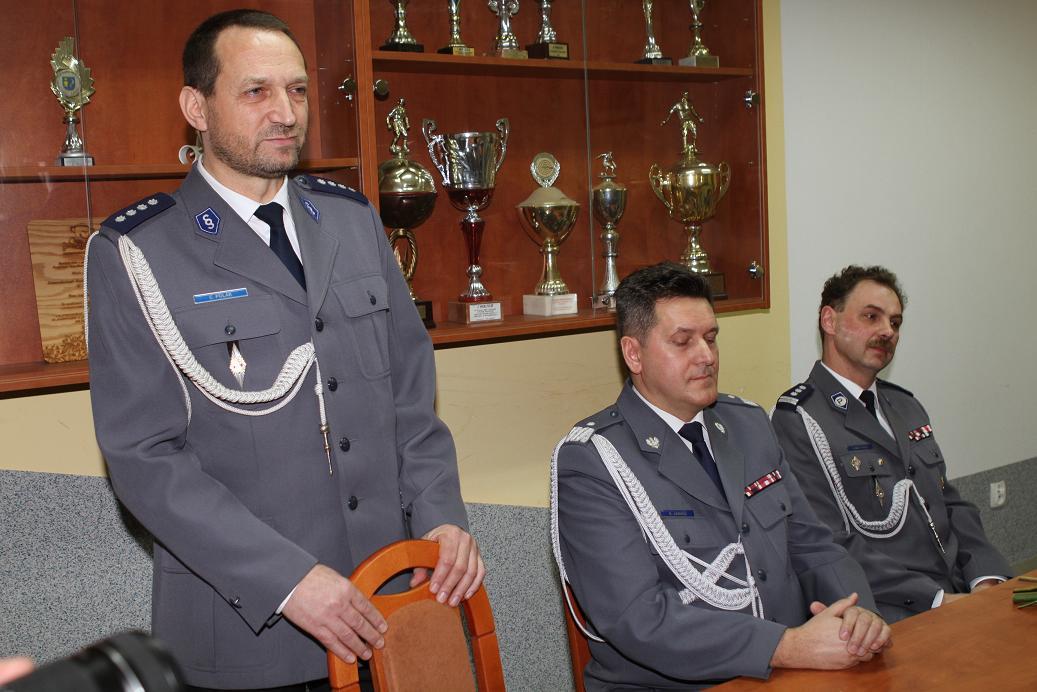 Pszczyńska policja ma nowego komendanta