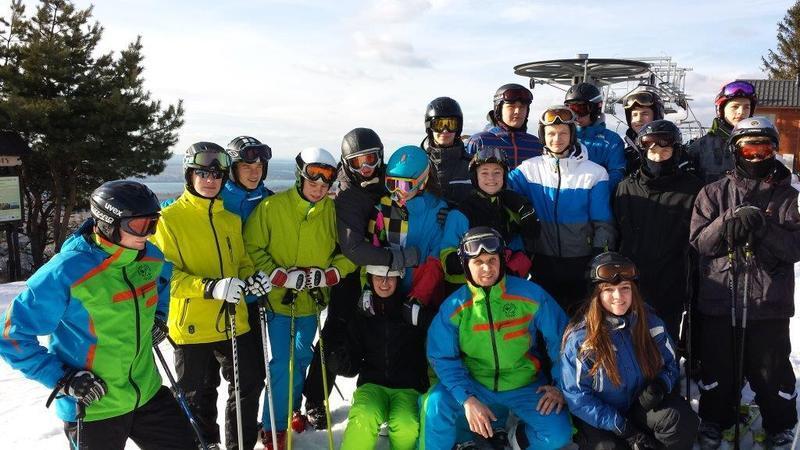 III LO i PG2 znów na nartach