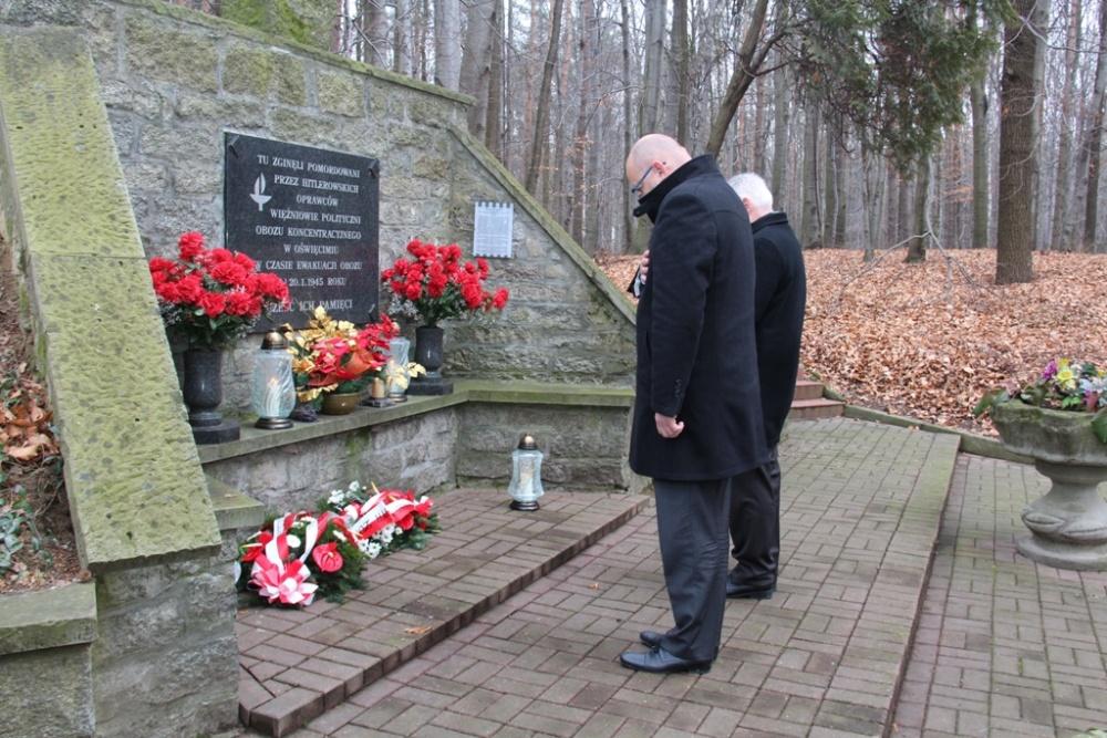 W rocznicę Marszu Śmierci uczczono pamięć poległych