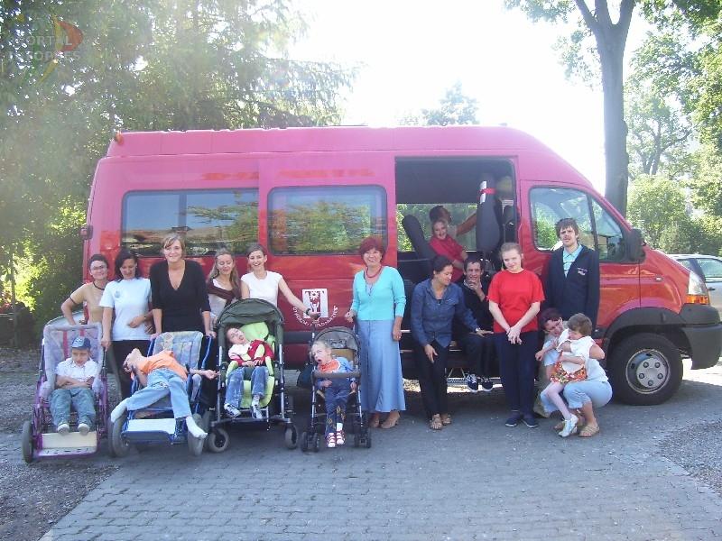 Stowarzyszenie ma autobus!
